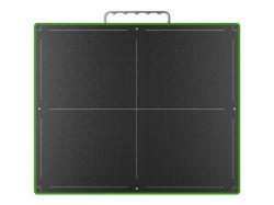 Mslcv02 14*17 tamanho da cassete Wireless Detector de Painel Plano
