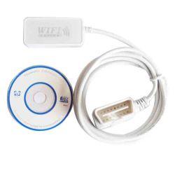 Het witte Hulpmiddel van de Diagnostiek van WiFi Obdii (wdp077)