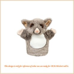 Títeres lindo peluche Peluches personalizados