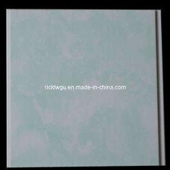 Os painéis de PVC 25cm de largura de Plastificação
