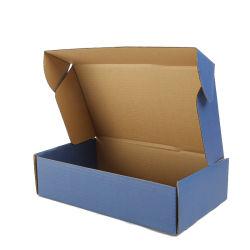 オフセットによって印刷される段ボール移動ボックス