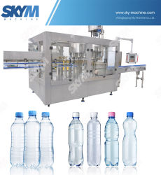 전자동 에너지 음료/레드 불/스파클링 워터 충진 기계