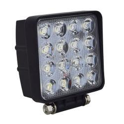 Luce di lavoro LED faro anteriore offroad da 48 W per veicoli (GF-016Z03)