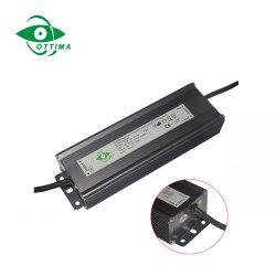 12V 24V 36V 48V 200 Вт переменного тока в постоянный ИИП IP67 алюминиевые водонепроницаемые Triac питание драйвера светодиодов с регулируемой яркостью