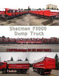 Shacman Heavy Duty 2021 Sitrak Man 6 * 4 / 8 * 4 10 / 12 휠 캠핑카 Volquete New 중고, 30년/20월 30일 M3 광산 모래 토양 운송 톤 덤퍼 트럭