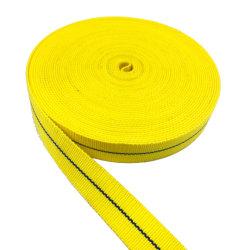 Оптовая торговля пользовательские ленты из жаккардовой ткани из нейлона PP лямке для сумки взять на себя сумки