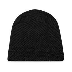 Горячая продажа жаккард соткать 100% хлопок трикотажные Beanie Red Hat с логотип