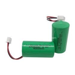 Alimentation d'usine FS/ONU Certificats38.3 ER26500 9000mAh Batterie au lithium 3,6V Non-Rechargeable pour outils électriques