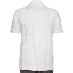 수를 놓는 신사의 수집 Mens Guayabera 셔츠 -