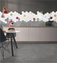 Nicht Beleg glasig-glänzende Porcelainrustic rustikale Innenwand-Fußboden-Fliese für Landhaus-Ausgangsdekoration keramische Innen600X1200mm