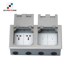 소켓 콘센트 박스/액세스 플로어 박스/플로어 박스 OEM 공장