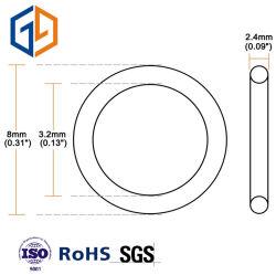 Resistenza a molti oli componenti in gomma anello paraolio silicone Gomma