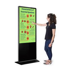 Supermarché WiFi Conseil de l'écran moniteur LCD vertical de la publicité