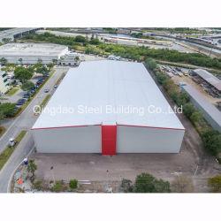 강철 창고를 위한 중국 강철 프레임 사전 조립 강철 구조물 건물 CE 인증서 포함