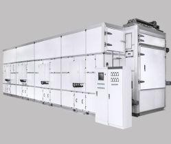 Wärmepumpe-Ineinander greifen-Riemen-Trockner-niedrige Temperatur-Klärschlamm-Trockner-Maschine