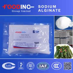 Alginate de sodium de haute qualité Prix de l'usine de qualité alimentaire