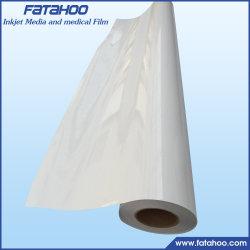 140GSM 방출 종이를 가진 광택 있는 자동 접착 비닐 100mic