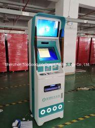 Personnalisable de haute qualité Telecom kiosque de la carte SIM pour nouvelle carte question et de top-up avec le logiciel