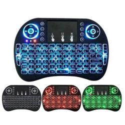 مصغّرة [2.4غ] لاسلكيّة لوحة مفاتيح [تووشبد] لون [بكليت] هواء فأر [روسّين] [سبنيش] لأنّ [أندرويد] تلفزيون صندوق [إكسبوإكس] ذكيّ تلفزيون حاسوب [بس3/بس4] [هتبك]