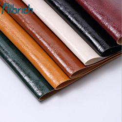 مصنع الجلد شبه PU المصنع الجلد الجلد الشمع السعر المباشر لـ أريكة