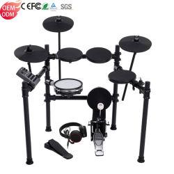 Tambor de eléctrico do Tambor Profissional Defina Digital Kids Tambor acústico do tambor tambor eletrônico definir