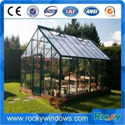 Verre de soleil de toit isolé internationale de l'hiver Green House