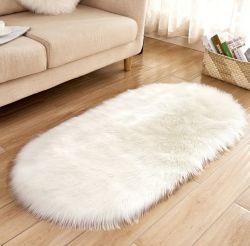 Hochwertige Fake Fur Lange Haare Haufen Soft Shaggy Teppich