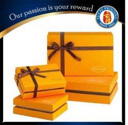 Coffret à bijoux de luxe boîte cadeau en carton de papier pour l'emballage