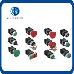 Haute qualité (laïcs5 XB2) Série Ba9s bouton poussoir momentanés lumineux à LED