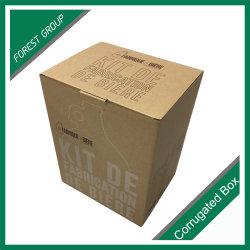 La impresión Flexo completa leche para lactantes de Cartón Ondulado Caja de envío