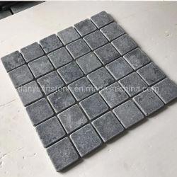 Fußboden-Wand-Badezimmer-Tisch-dekoratives gestolpertes Marmormosaik