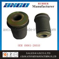 Пружины задней пластинчатой резиновой втулки металлической втулки втулка используется для автомобилей Toyota в 48061-26010