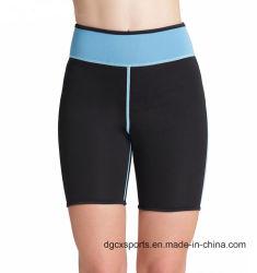 練習のためのFashion Neoprene Shorts女性
