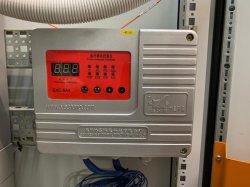 Regolatore del temporizzatore di impulso del filtro a sacco di pressione differenziale