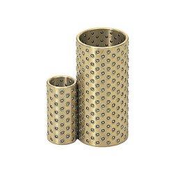 Gabbie del cuscinetto a sfere della guida di Fz, boccola di perforazione del fermo della sfera dello strumento, materiale della lega di Copper/POM/Aluminum
