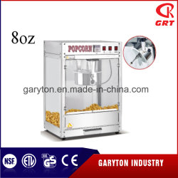 ステンレススチール商用ポップコーン機械 (GRT-08-1) ポップコーンメーカー CE 付き