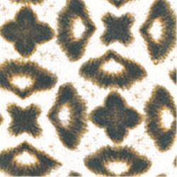 La impresión digital de melocotón de lana tejido prenda Blusa/vestido/(SZ-061)