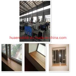Linea di produzione personalizzata della scheda di Windowsill del PVC fabbricazione della strumentazione