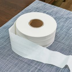 2019 Wc reciclado capa de banco de rolos de papel tissue