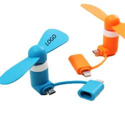 Дешевые цены мягкая силиконовая USB вентилятор в подарок для продвижения