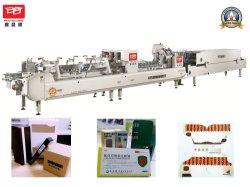 Xcs-800PF عالي السرعة Autoamatic effecifecent ورق مقوى مموج الطي الماكينة