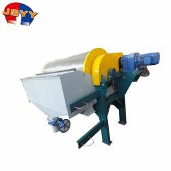 Capacité élevée de l'Ilménite tambour permanent de minerai de Séparateur magnétique humide humide du séparateur de traitement à sec