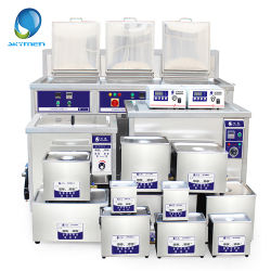 自動車部品の燃料噴射装置PCBのボードのクリーニングのための2-360Lデジタルの商業超音波洗剤