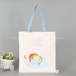 De goedkope Hete Verkopende Mooie Mooie Opnieuw te gebruiken het Winkelen van de Totalisator van het Katoenen Canvas van de Stof Zak van de Gift
