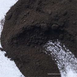 El azufre en polvo negro colorante negro Br 2BR