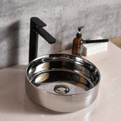 Санитарные продовольственный новое покрытие стекла золотистого цвета бассейна для ванной комнаты