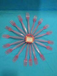 秒針のプラスチック注入の台所用品のフォーク型