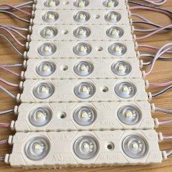 고성능 렌즈를 가진 방수 DC 12V SMD 2835 LED 주입 표시 모듈 170 도--Signage 가벼운 상자 또는 아크릴 편지를 위해