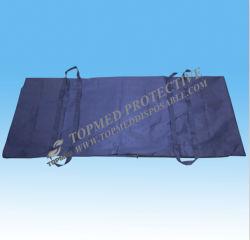 Sacchetto del cadavere di PP+PE, sacco per cadaveri biodegradabile della prova liquida, sacco per cadaveri funereo