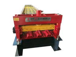 De bouw Machines van de Pers van de Tegel van de Vloer van het Staal van het Dek van de Vloer Dragende
